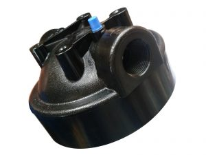 Housing cap with pressure relief valve (PRV)